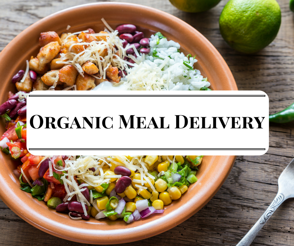Organic Meal Delivery